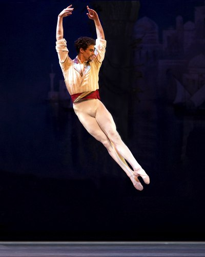 Cory Stearns in ABT's 'Le Corsaire'