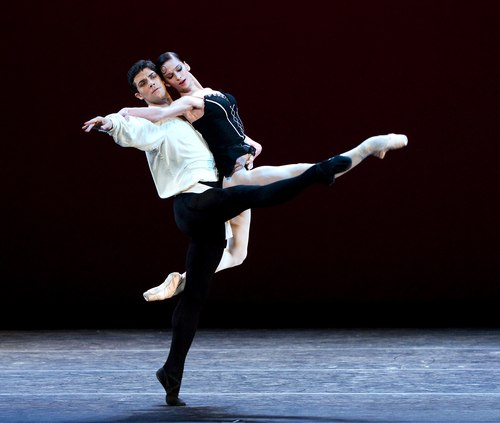 Roland Petit version of 'Carmen' with Roberto Bolle (La Scala Ballet) and Paulina Semionova (Berlin State Opera)