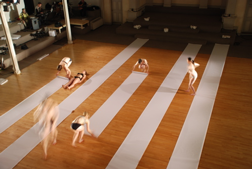 Neta Dance Company performs 'Fold'