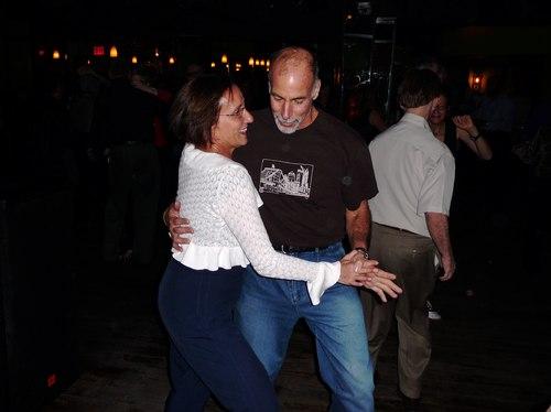 Fast dancing
