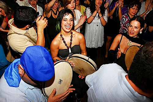 Hot Salsa Fridays at Iguana's VIP Lounge<br> (<a href='http://www.juleshelm.com' target='_blank'>www.JulesHelm.com</a>)