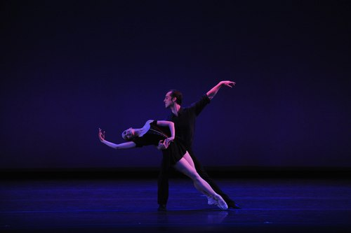 Jenifer Ringer and Jared Angle (New York City Ballet)