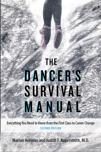 The Dancer's Survival Manual - book cover