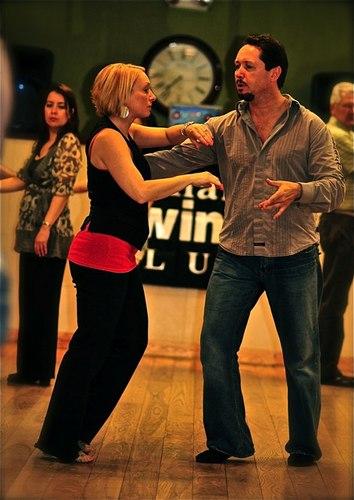 West Coast Swing at Club 412