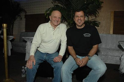 Frank Pelicci and Chris Dalamakis