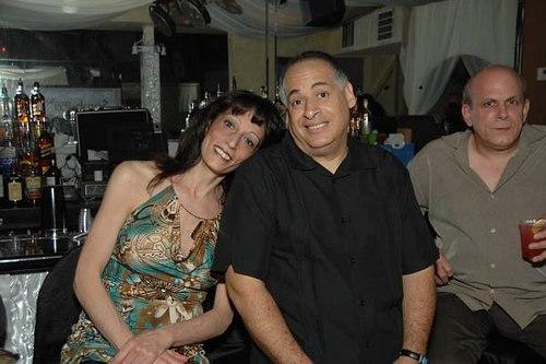 Lena Spurdis and Marco Hernandez