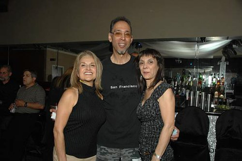 Rita, Rick Aubain and Laura Eber