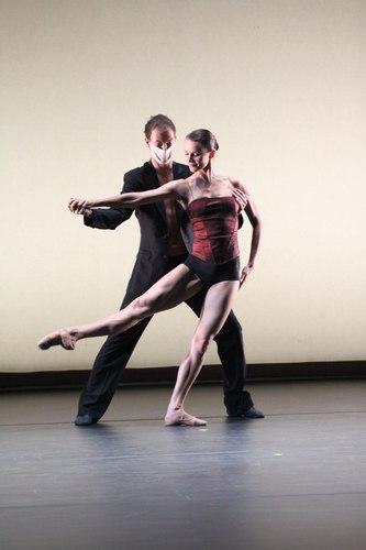 Ballet Maribor in 'Radio and Juliet'