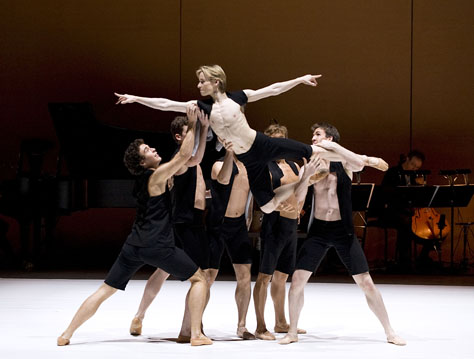 Daniil Simkin in 'Everything Doesn't Happen at Once.'