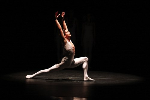 Stanko Milov of Pacific Northwest Ballet in 'Dancing on the Front Porch of Heaven'