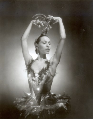 Maria Tallchief in The Firebird