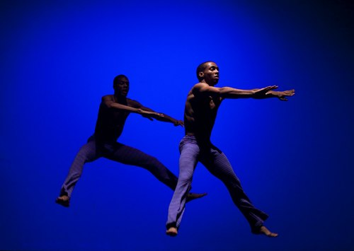 Members of Ailey II