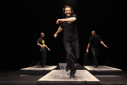 Savion Glover Courtesy of Savion Glover Productions