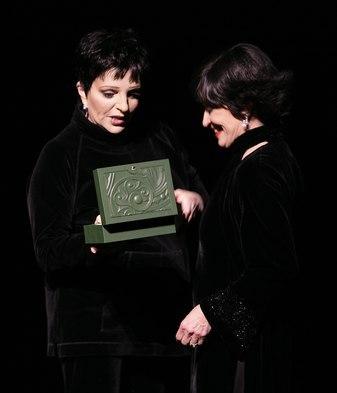 CTFD Gala - Liza Minnelli & Chita Rivera
