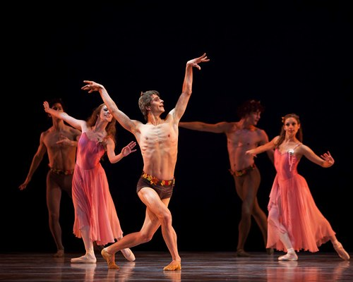 Metropolitan Classical Ballet - Leonid Lavrovsky's Walpurgis Night Dancer: Andrey Prikhodko