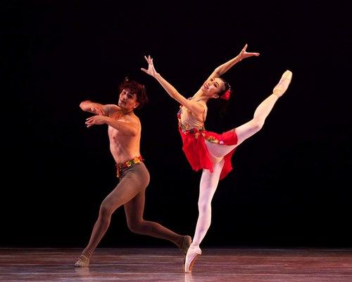 Metropolitan Classical Ballet - Leonid Lavrovsky's Walpurgis Night Dancer: Maiko Abe