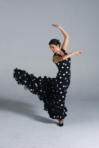 Kristina Cobarrubia of Flamenco Arana