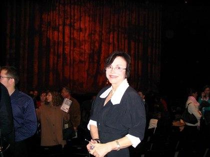 Paula Drake of Tutus Divine at the NYCB